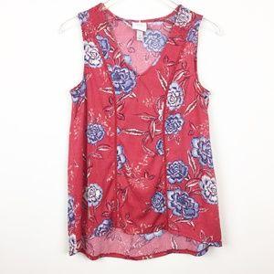 Knox Rose | Boho Floral Crochet Tank Top